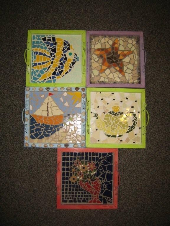 Verzamelde werken van een workshop